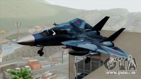 F-14 Japan Air Self Defense Force für GTA San Andreas