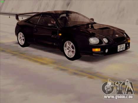 Toyota Celica GT-FOUR (ST205) für GTA San Andreas
