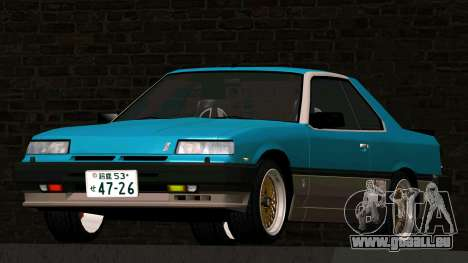 Nissan Skyline 2000 Turbo Intercooler RS-X kouki pour GTA San Andreas