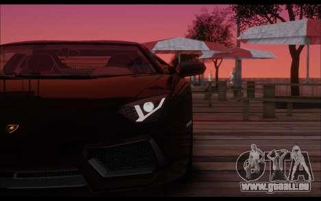 Realistic ENB V1 pour GTA San Andreas deuxième écran