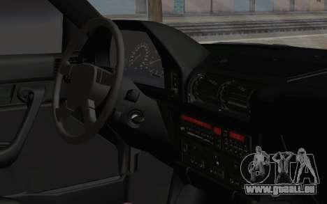 BMW M5 für GTA San Andreas rechten Ansicht