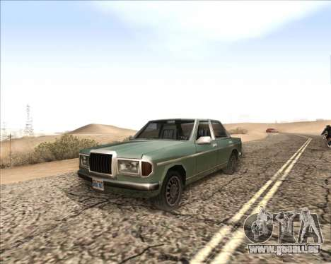 ENB v3.2.3 für GTA San Andreas her Screenshot