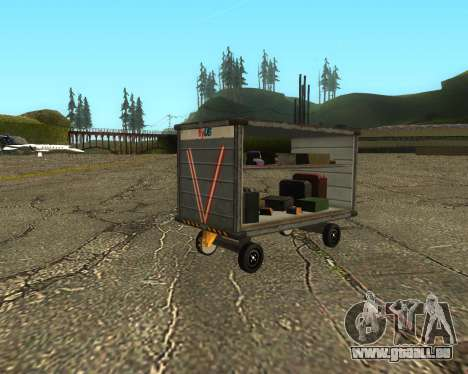 New Bagbox A für GTA San Andreas zurück linke Ansicht