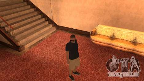 New Zero pour GTA San Andreas deuxième écran