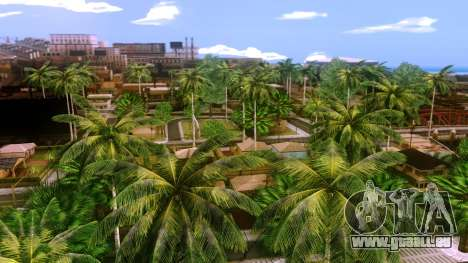 None Name ENB v1.0 pour GTA San Andreas deuxième écran