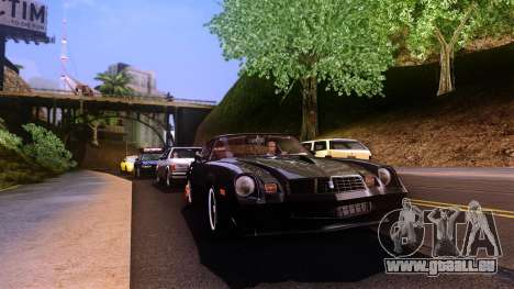None Name ENB v1.0 pour GTA San Andreas