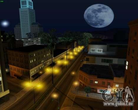 ENB Series for SAMP für GTA San Andreas achten Screenshot