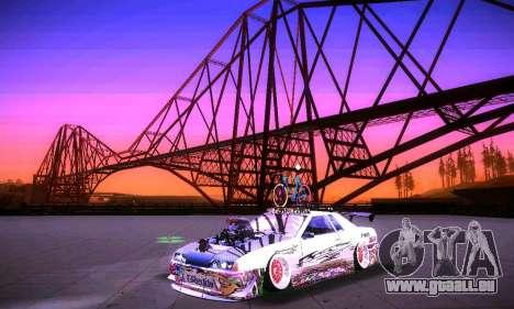 ANCG ENB v2 pour GTA San Andreas neuvième écran