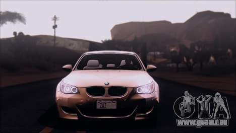 Strong ENB für GTA San Andreas her Screenshot