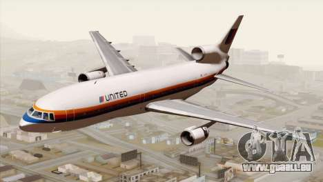 Lookheed L-1011 United Als für GTA San Andreas