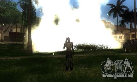 ENB pour les moyennes et PC pour GTA San Andreas sixième écran