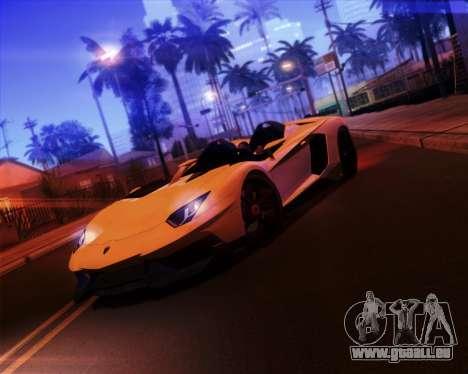 iNFINITY ENB für GTA San Andreas siebten Screenshot