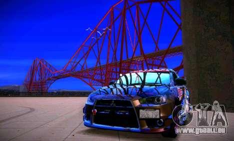 ANCG ENB v2 pour GTA San Andreas cinquième écran