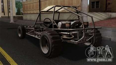 GTA 5 Dune Buggy IVF für GTA San Andreas linke Ansicht