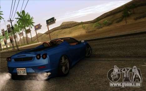 GTA 5 ENB by Dizz Nicca pour GTA San Andreas troisième écran
