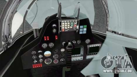 Savage GTA 5 für GTA San Andreas rechten Ansicht