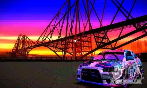 ANCG ENB v2 pour GTA San Andreas sixième écran