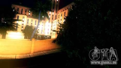 None Name ENB v1.0 pour GTA San Andreas cinquième écran
