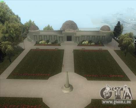 ENB Series New HD pour GTA San Andreas quatrième écran