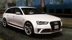 Audi RS4 Avant B8 2013 v3.0