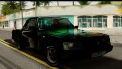 GAZ 31029 Pickup für GTA San Andreas