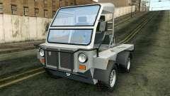 Dacia Logan MXP für GTA San Andreas