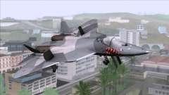 Sukhoi T-50 PAK FA Akula
