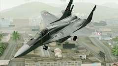 MIG-29 Polish Air Force pour GTA San Andreas