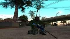 AWP DragonLore из CS:GO
