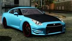 Nissan GT-R35 v1