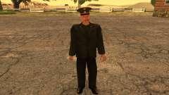 Colonel de l'armée russe
