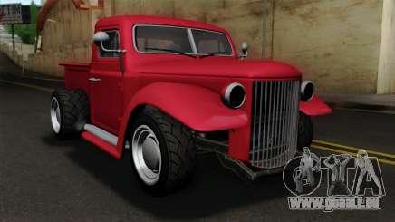GTA 5 Bravado Rat-Truck IVF pour GTA San Andreas