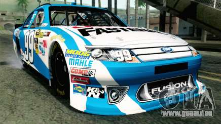 NASCAR Ford Fusion 2012 Plate Track für GTA San Andreas