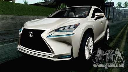 Lexus NX 200T v5 für GTA San Andreas