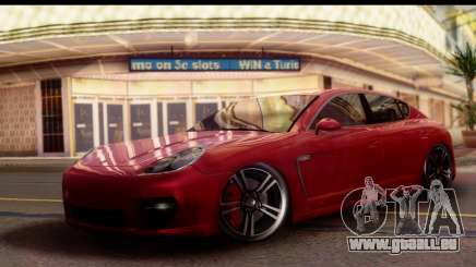 Porsche Panamera Turbo pour GTA San Andreas