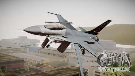F-16 Fighting Falcon 50th Anniv. of Squadron 313 für GTA San Andreas