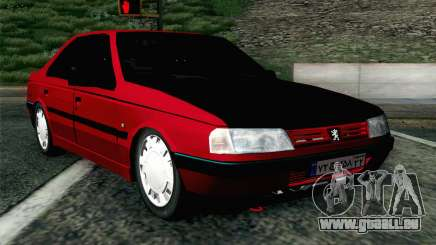 Peugeot 405 Tuning pour GTA San Andreas