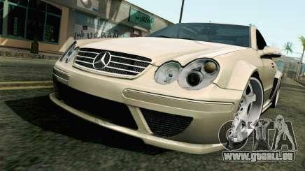 Mercedes-Benz CLK DTM 2004 pour GTA San Andreas