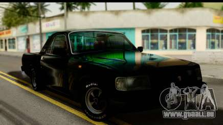 GAZ 31029 de Ramassage pour GTA San Andreas