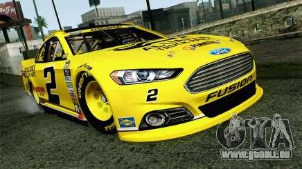 NASCAR Ford Fusion 2013 v4 pour GTA San Andreas