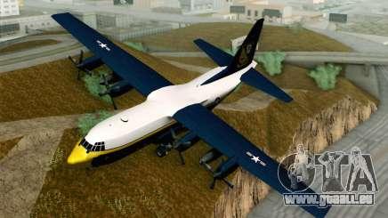 C-130H Hercules Blue Angels für GTA San Andreas