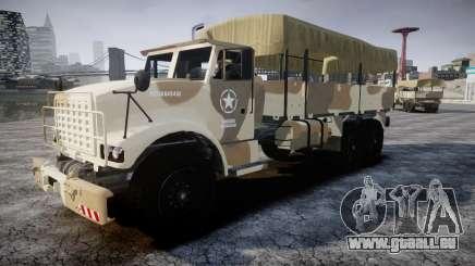 GTA 5 Barracks v2 pour GTA 4