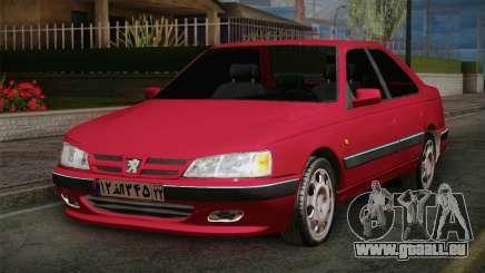 Peugeot Pars pour GTA San Andreas