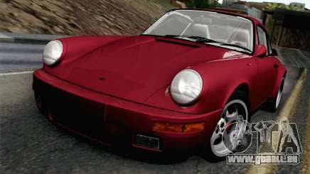 RUF CTR Yellowbird 1987 pour GTA San Andreas