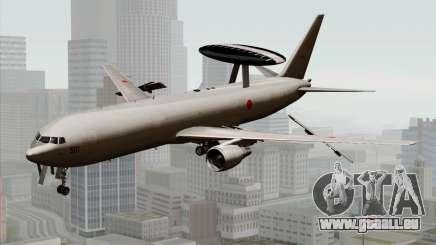 Boeing E-767 Japan Air Self-Defense Force EoJ für GTA San Andreas