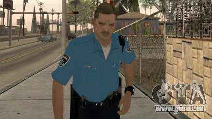 Israeli Police Officer pour GTA San Andreas