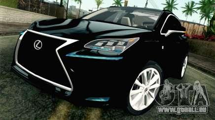 Lexus NX 200T v4 für GTA San Andreas