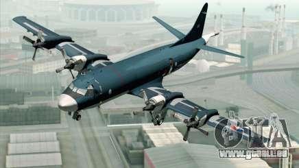 Lockheed P-3 Orion MLD 312 pour GTA San Andreas