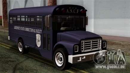 GTA 4 TLaD Prison Bus pour GTA San Andreas