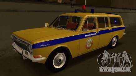 Wolga 24-02 GAI für GTA San Andreas